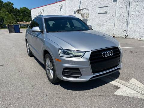 2016 Audi Q3 for sale at Consumer Auto Credit in Tampa FL
