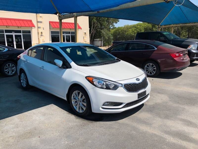 2014 Kia Forte for sale at Gold Star Motors Inc. in San Antonio TX
