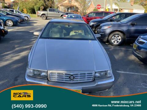 1996 Cadillac Eldorado for sale at Mix Cars in Fredericksburg VA