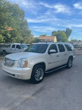 2011 GMC Yukon XL for sale at Capital Motors in Raleigh NC