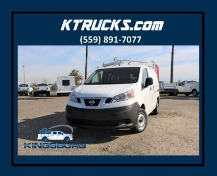 2015 Nissan NV200 for sale at Kingsburg Truck Center in Kingsburg CA