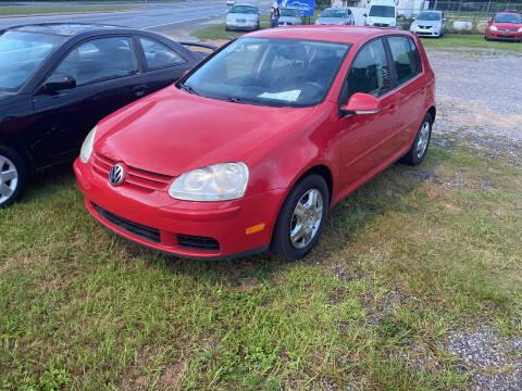 2007 Volkswagen Rabbit for sale at Nash's Auto Sales Used Car Dealer in Milton FL