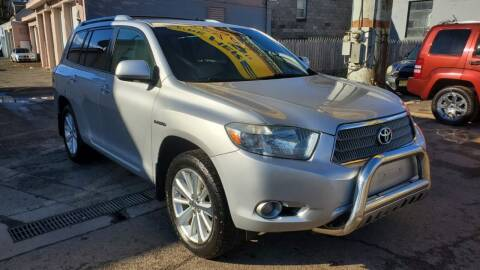 2009 Toyota Highlander Hybrid for sale at MFT Auction in Lodi NJ