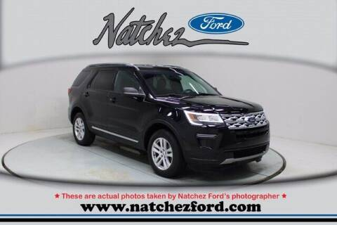 2018 Ford Explorer for sale at Auto Group South - Natchez Ford Lincoln in Natchez MS