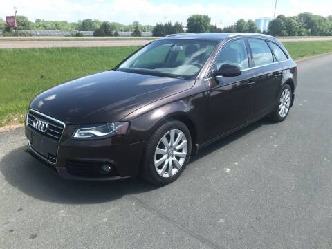 2011 Audi A4 for sale at Whi-Con Auto Brokers in Shakopee MN
