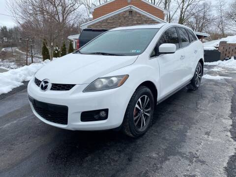 2007 Mazda CX-7 for sale at MG Auto Sales in Pittsburgh PA