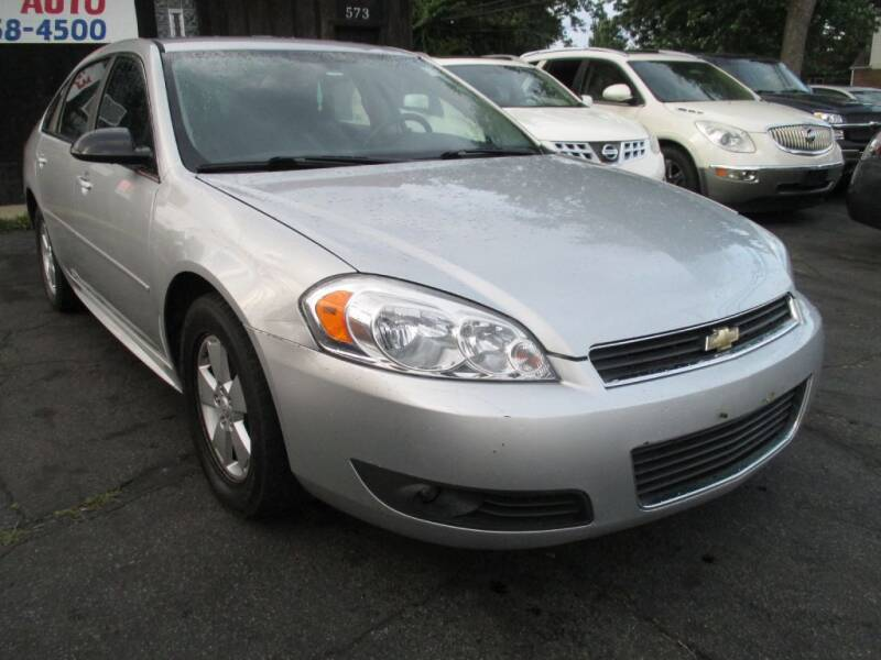 2011 Chevrolet Impala for sale at EZ Finance Auto in Calumet City IL