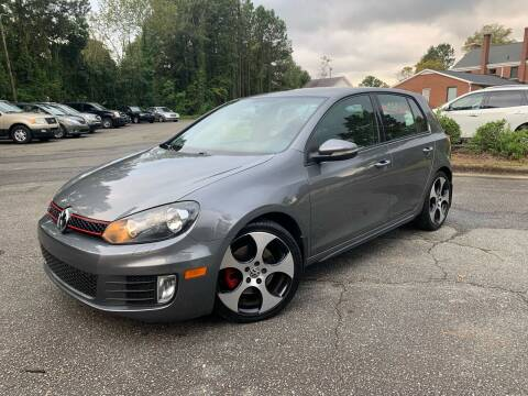 2012 Volkswagen GTI for sale at Triangle Motors Inc in Raleigh NC