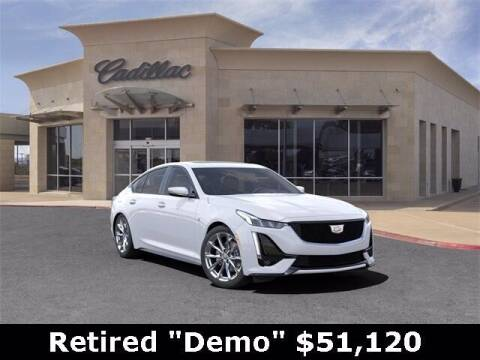 2021 Cadillac CT5 for sale at Jerry's Buick GMC in Weatherford TX
