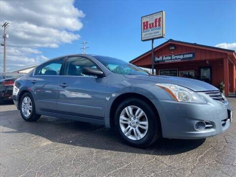 2010 Nissan Altima for sale at HUFF AUTO GROUP in Jackson MI