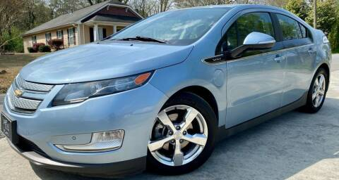 2014 Chevrolet Volt for sale at E-Z Auto Finance in Marietta GA
