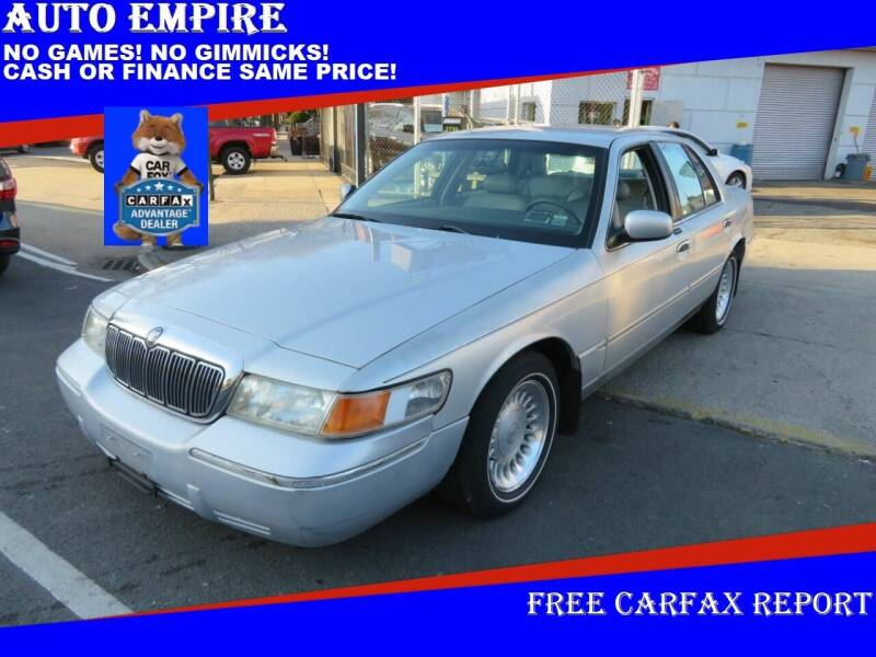 2002 Mercury Grand Marquis for sale at Auto Empire in Brooklyn NY