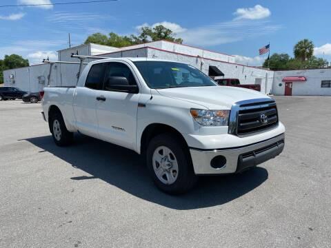 2012 Toyota Tundra for sale at Consumer Auto Credit in Tampa FL