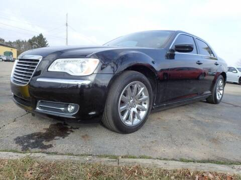 2014 Chrysler 300 for sale at RPM AUTO SALES in Lansing MI