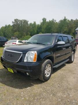 2008 GMC Yukon XL for sale at Jeff's Sales & Service in Presque Isle ME