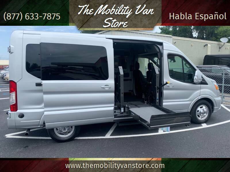 2020 Ford Transit Cargo for sale at The Mobility Van Store in Lakeland FL