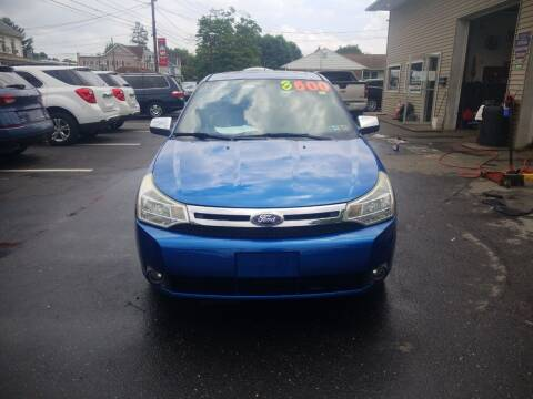 2010 Ford Focus for sale at Roy's Auto Sales in Harrisburg PA