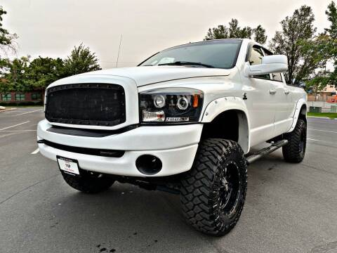 2007 Dodge Ram Pickup 2500 for sale at Valley VIP Auto Sales LLC - Valley VIP Auto Sales - E Sprague in Spokane Valley WA