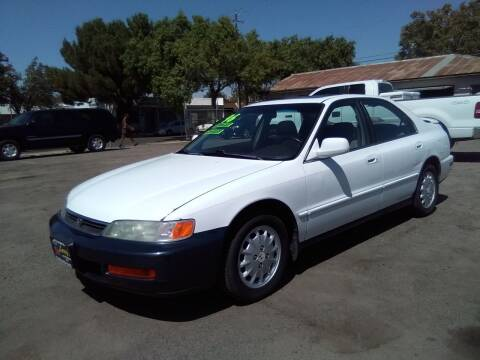 1996 Honda Accord for sale at Larry's Auto Sales Inc. in Fresno CA