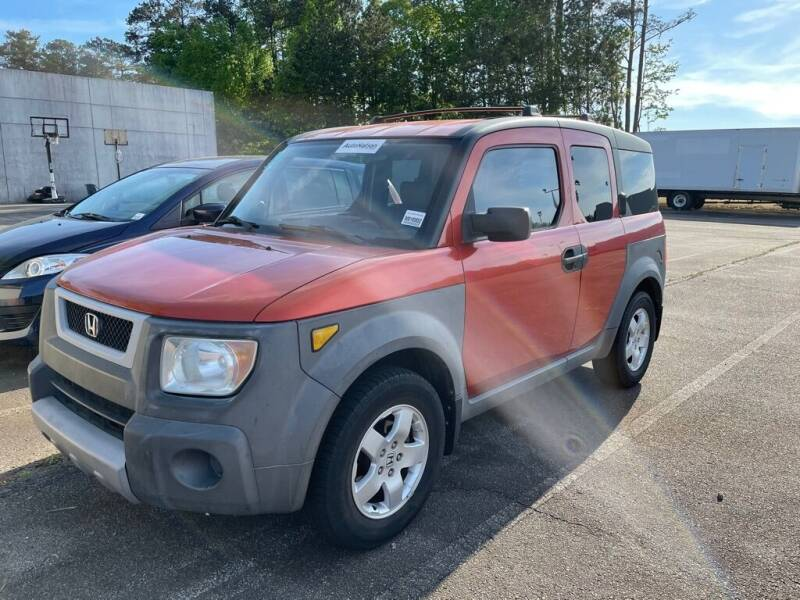 2003 Honda Element for sale at ADVOCATE AUTO BROKERS INC in Atlanta GA