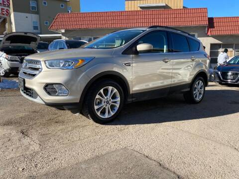 2017 Ford Escape for sale at STS Automotive in Denver CO