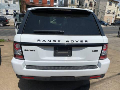 2013 Land Rover Range Rover Sport for sale at Mr. Motorsales in Elizabeth NJ
