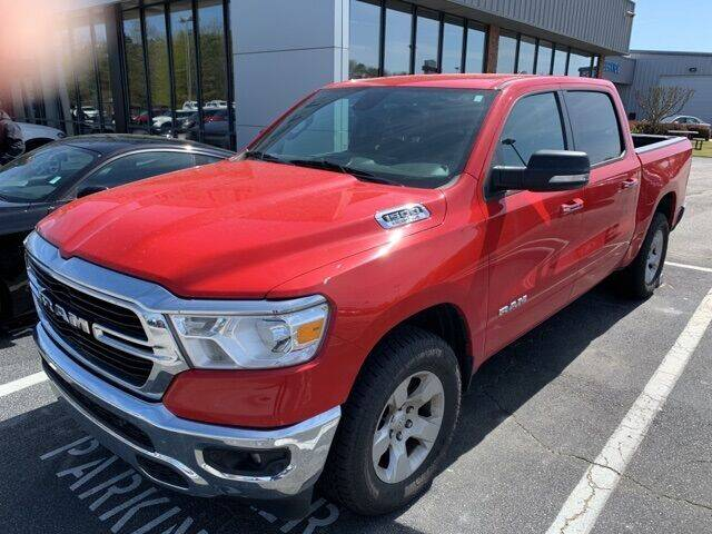 2019 RAM Ram Pickup 1500 for sale at BILLY HOWELL FORD LINCOLN in Cumming GA