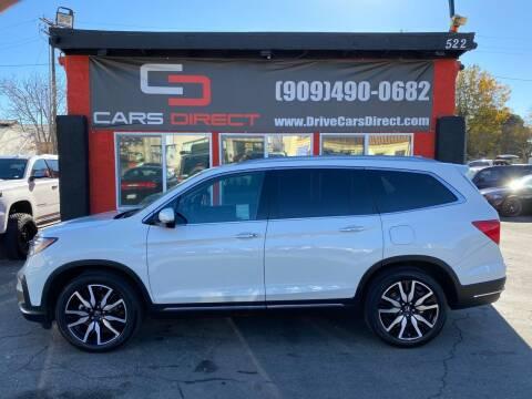 2019 Honda Pilot for sale at Cars Direct in Ontario CA