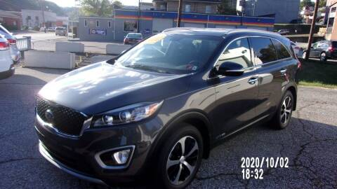 2018 Kia Sorento for sale at Allen's Pre-Owned Autos in Pennsboro WV