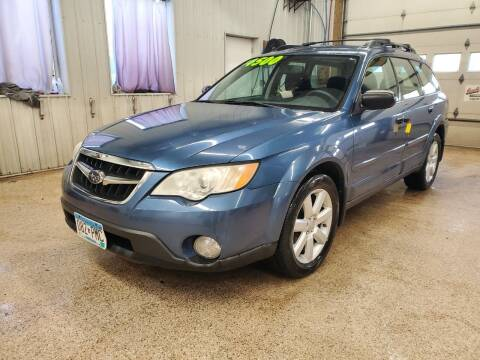 2008 Subaru Outback for sale at Sand's Auto Sales in Cambridge MN