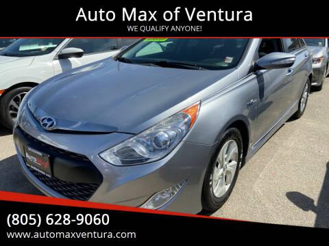 2014 Hyundai Sonata Hybrid for sale at Auto Max of Ventura in Ventura CA