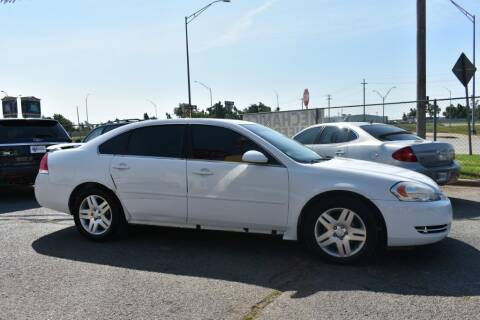 2012 Chevrolet Impala for sale at Buy Here Pay Here Lawton.com in Lawton OK