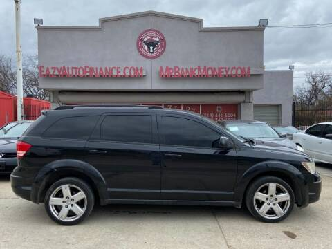 2010 Dodge Journey for sale at Eazy Auto Finance in Dallas TX