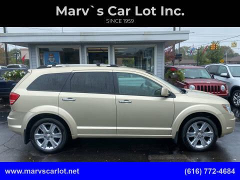 2010 Dodge Journey for sale at Marv`s Car Lot Inc. in Zeeland MI