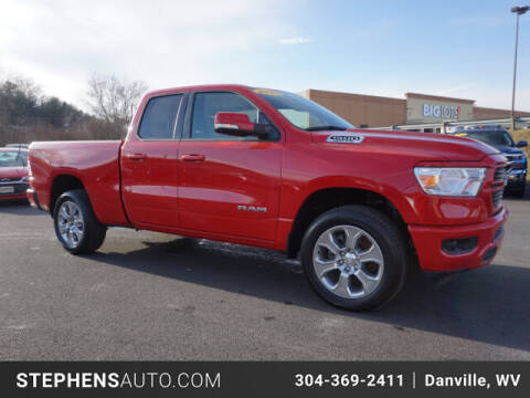 2020 RAM Ram Pickup 1500 for sale at Stephens Auto Center of Beckley in Beckley WV