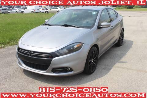 2014 Dodge Dart for sale at Your Choice Autos - Joliet in Joliet IL