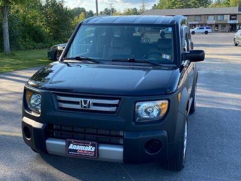 2008 Honda Element for sale at Anamaks Motors LLC in Hudson NH