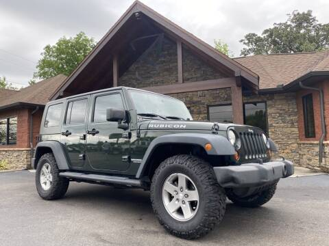 2010 Jeep Wrangler Unlimited for sale at Auto Solutions in Maryville TN