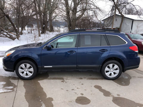 2011 Subaru Outback for sale at 6th Street Auto Sales in Marshalltown IA