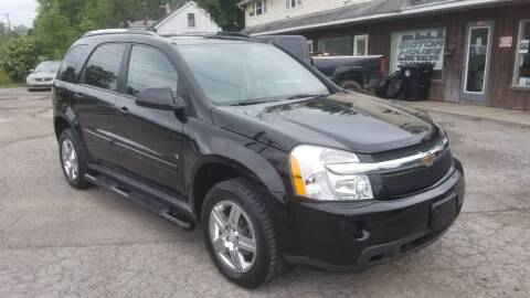 2008 Chevrolet Equinox for sale at Motor House in Alden NY