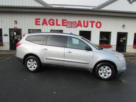2009 Chevrolet Traverse for sale at Eagle Auto Center in Seneca Falls NY