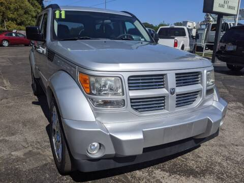 2011 Dodge Nitro for sale at GREAT DEALS ON WHEELS in Michigan City IN