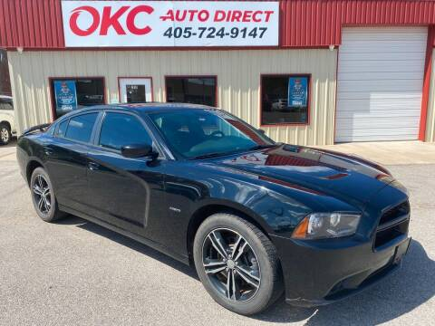 2014 Dodge Charger for sale at OKC Auto Direct in Oklahoma City OK