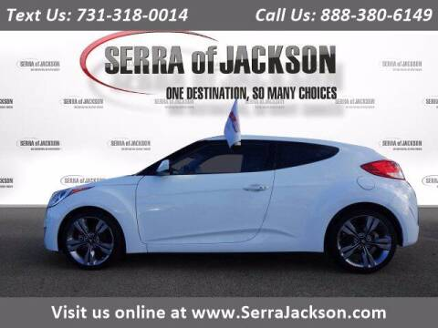 2015 Hyundai Veloster for sale at Serra Of Jackson in Jackson TN