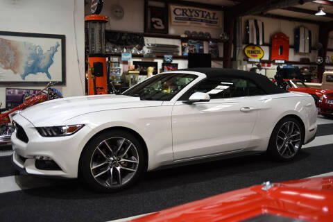 2017 Ford Mustang for sale at Crystal Motorsports in Homosassa FL