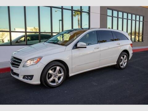 2011 Mercedes-Benz R-Class for sale at REVEURO in Las Vegas NV
