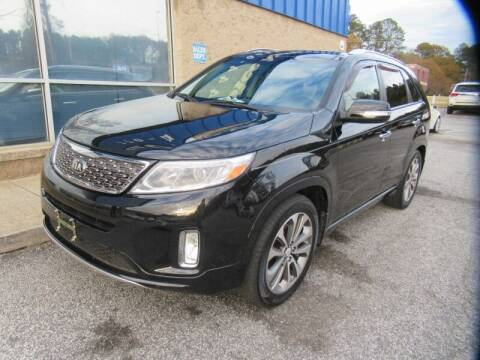 2015 Kia Sorento for sale at 1st Choice Autos in Smyrna GA