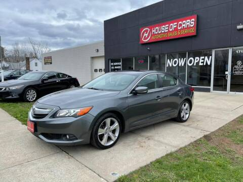 2014 Acura ILX for sale at HOUSE OF CARS CT in Meriden CT