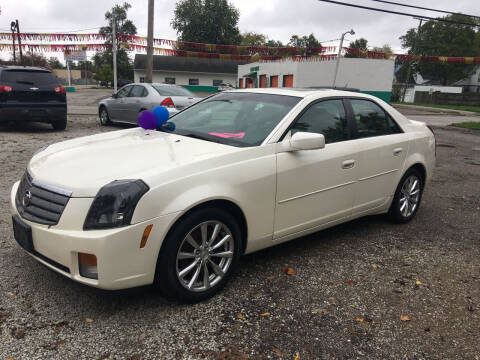 2005 Cadillac CTS for sale at Antique Motors in Plymouth IN