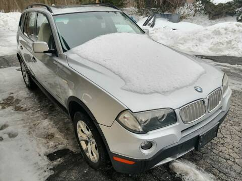 2009 BMW X3 for sale at KRIS RADIO QUALITY KARS INC in Mansfield OH